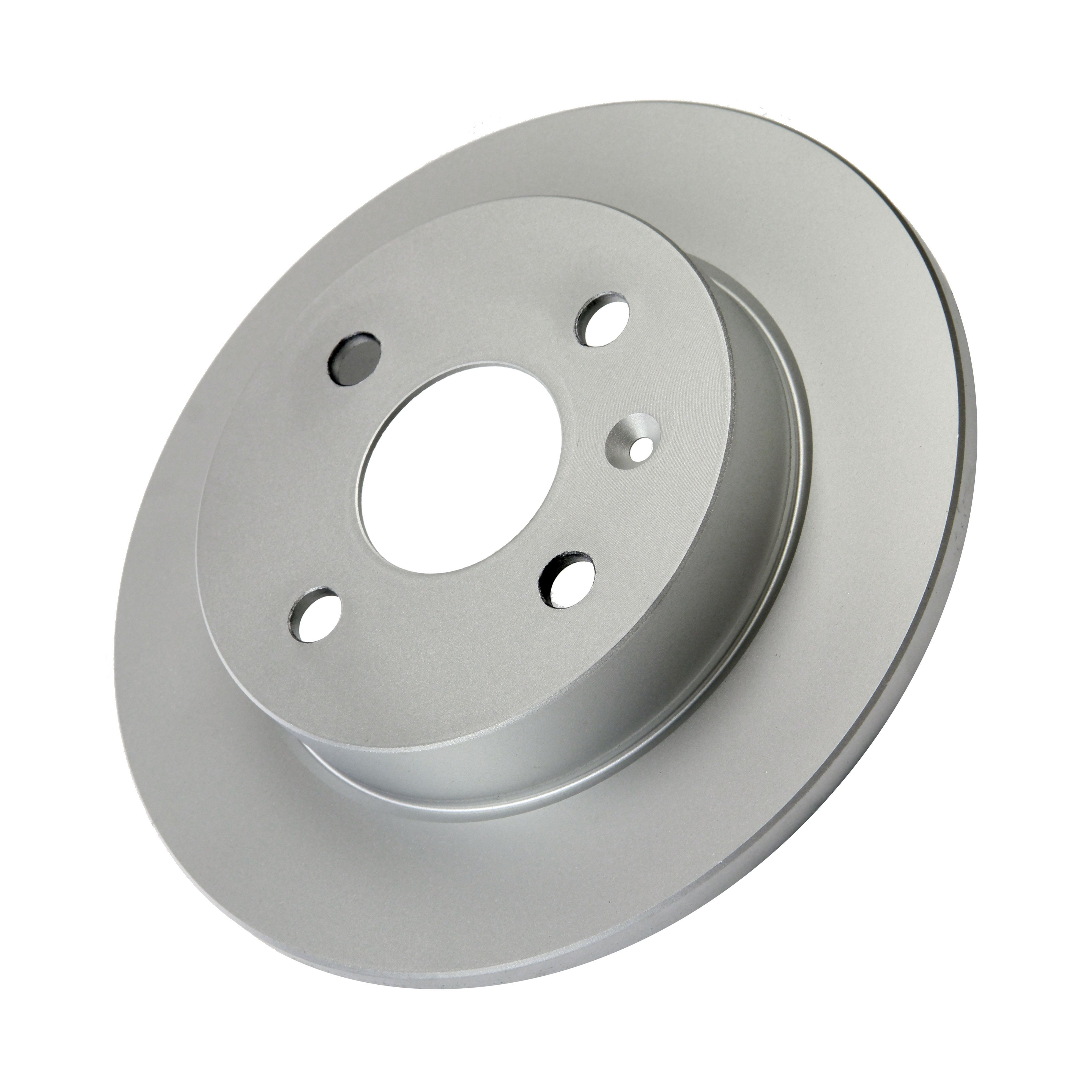Eicher YH1389 Rear Right Left Brake Disc Kit 2 Pieces 240mm Diameter Solid