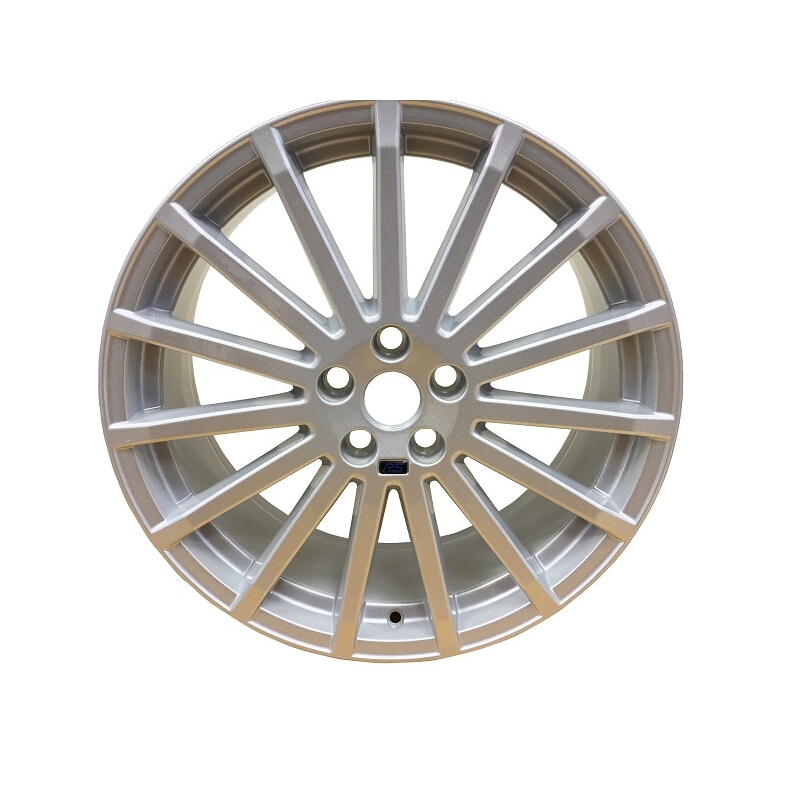Genuine Ford Focus RS MK2 Single Replacement Silver Alloy Wheel 8.5x19
