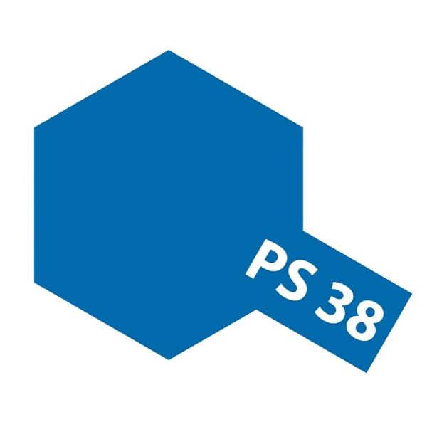 Tamiya PS-38 Translucent Blue