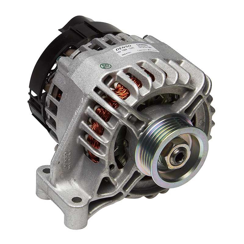 Details about Denso Alternator 12V 120Amp Fiat Punto Evo 1.2 2009 - 2012