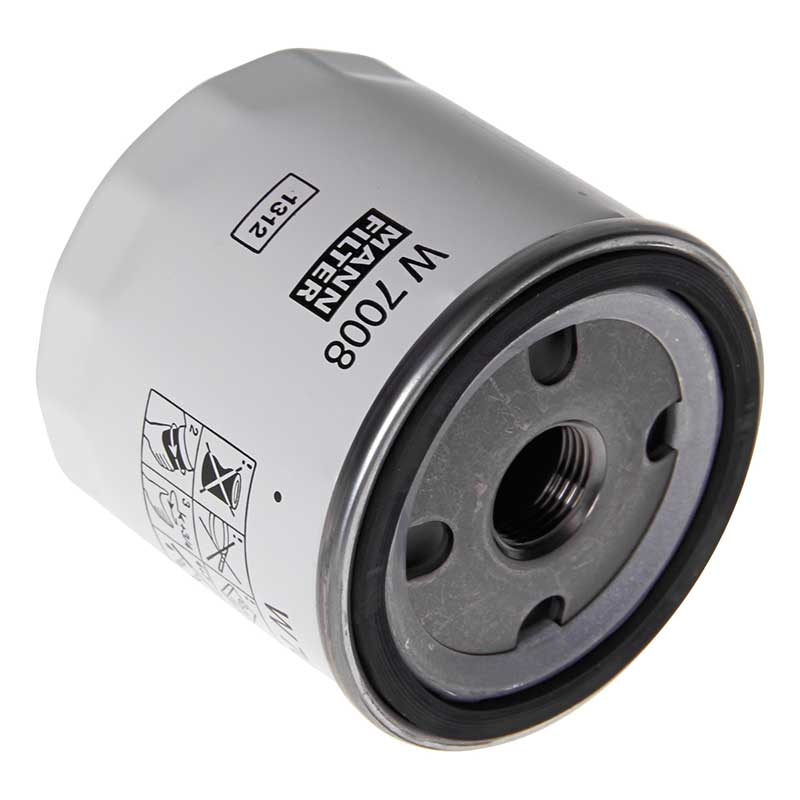 Mann Oil Filter Spin-On Type Volvo V60 V40 S60 Ford Mondeo C-Max Galaxy Fusion