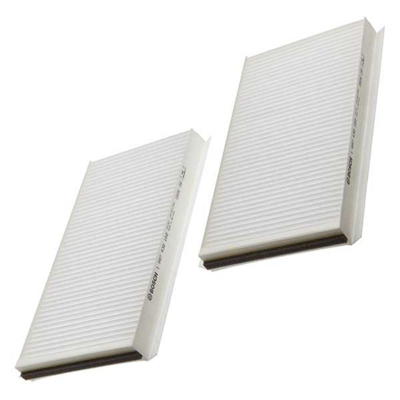 Bosch Cabin Pollen Air Filter BMW 6 5 Series Alpina B5 E64 E63 E61 E60 Interior