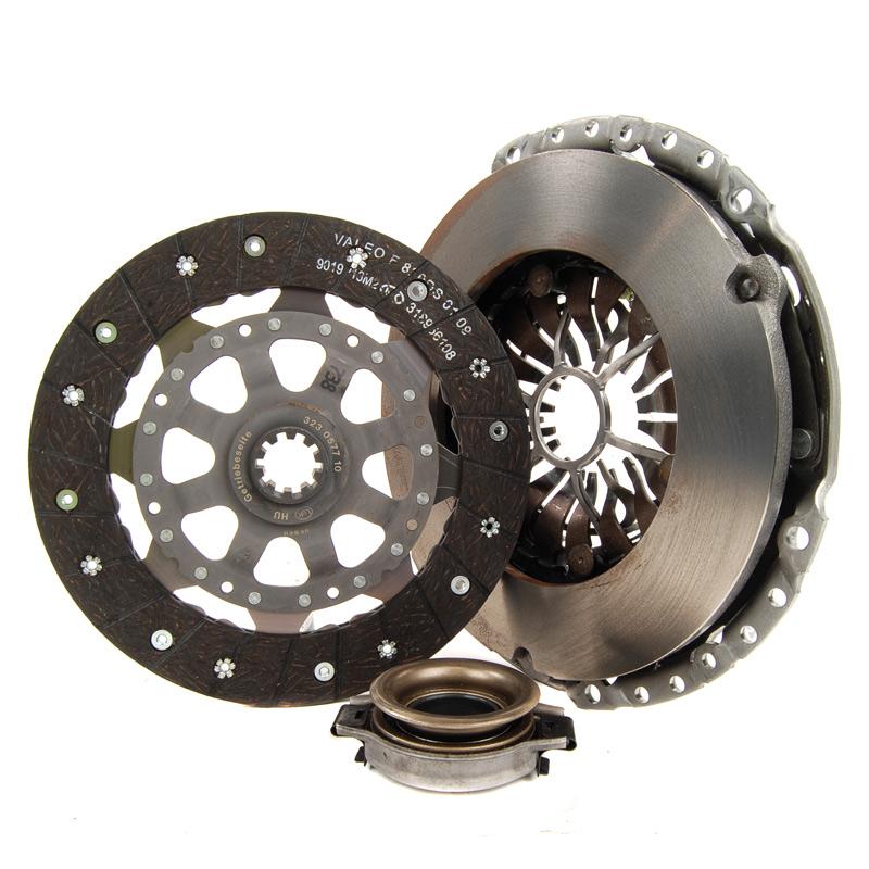 LUK Clutch Kit Releaser For Hyundai Terracan 3pc Repset 624319000 624319000