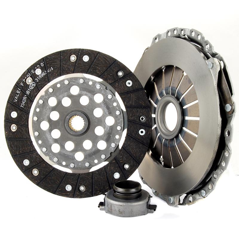 Details about LuK 3 Piece Clutch Kit 230mm Diameter Peugeot 607 806 807 Citroen C5