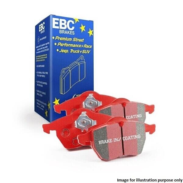 EBC DP31517C Redstuff Front RH LH Brake Pads Set Seat Leon VW Golf MK5 MK6
