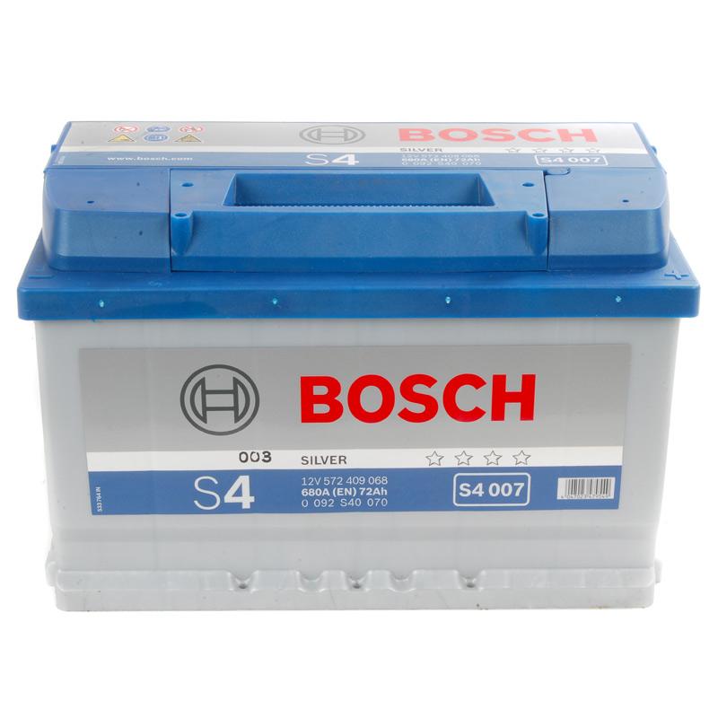 4 years wty sealed bosch car battery 12v 72ah type 100. Black Bedroom Furniture Sets. Home Design Ideas