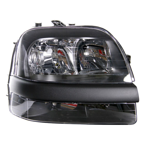 Headlamp Headlight Right Driver Side Fiat Doblo 119 Doblo Cargo 223