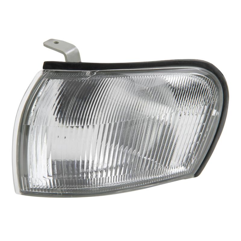 93-00 SUBARU Impreza STI Corner Lamp Side Lights Crystal Black Classic Car Shape