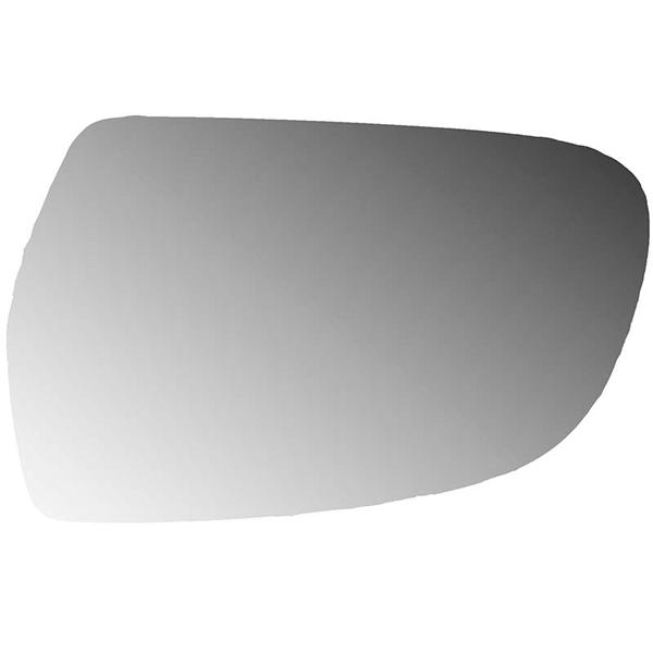 Left Passenger Side NS Door Wing Mirror Glass Heated Convex Citroen Peugeot