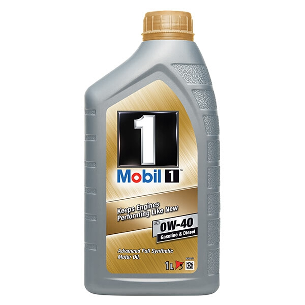engine oil mobil 1 new life 0w40 fully synthetic 1 litre. Black Bedroom Furniture Sets. Home Design Ideas