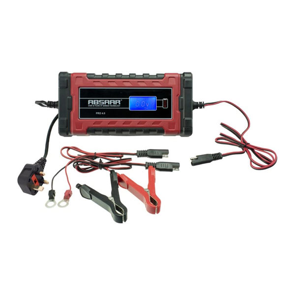 absaar pro 4.0 battery charger