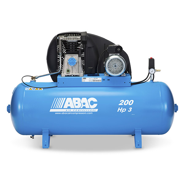 Hydraulics, Pneumatics, Pumps & Plumbing Careful New 100l Litre Belt Drive Engine Air Compressor 11.6cfm 3hp 240v 115psi 8 Bar Moderate Price