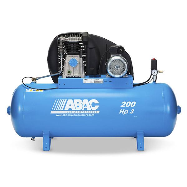 Business & Industrial Careful New 100l Litre Belt Drive Engine Air Compressor 11.6cfm 3hp 240v 115psi 8 Bar Moderate Price Air Compressors & Blowers