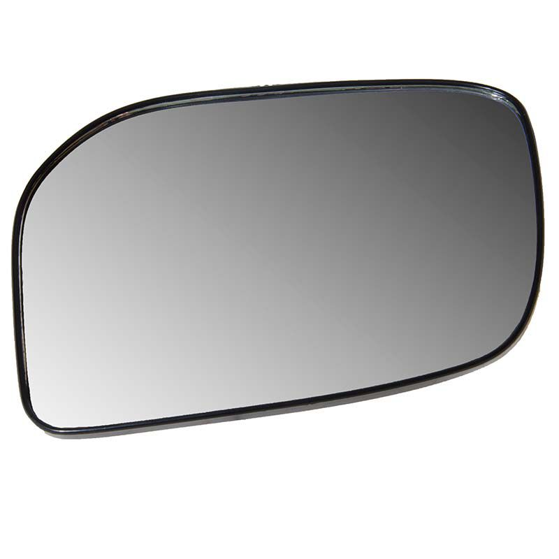 Left Passenger Side NS Door Wing Mirror Glass Heated Opel Vauxhall Corsa