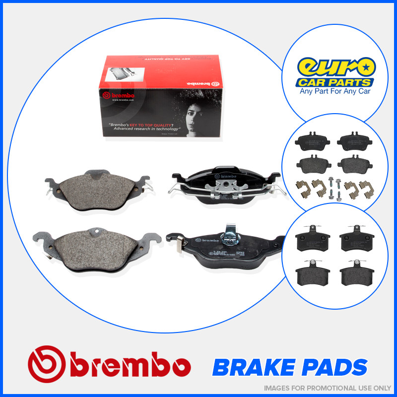 Chevrolet Aveo Eicher Front Brake Pads Set Akebono Braking System