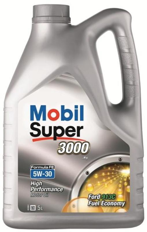 5L-MOBIL-SUPER-3000-FE-5W30-4-BOSCH-ZUNDKERZEN-LUFTFILTER-POLLENFILTER-OLFILTER