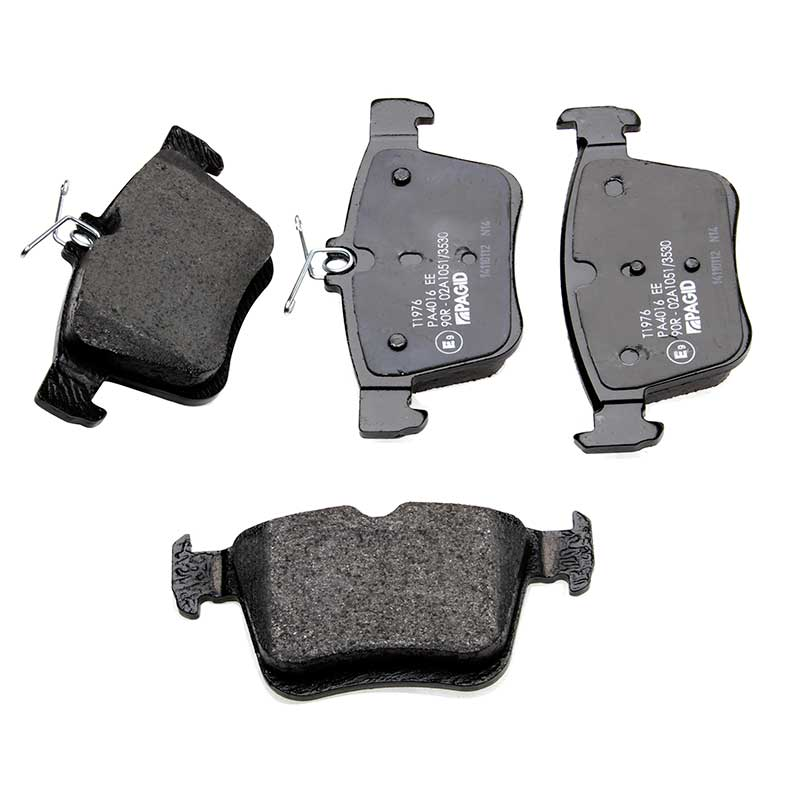 Genuine PAGID assale anteriore e posteriore freno KIT SET PASTIGLIE FRENO FRENO PADS BRAKES