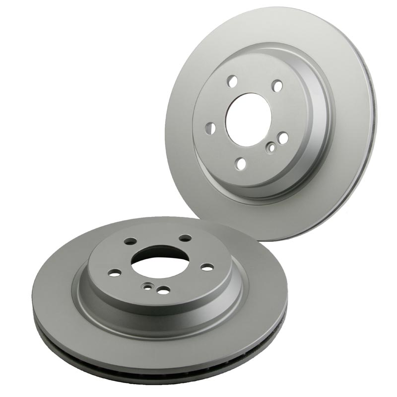 Honda S2000 AP 1999-2009 Convertible Pagid Rear Brake Discs and Pads Kit
