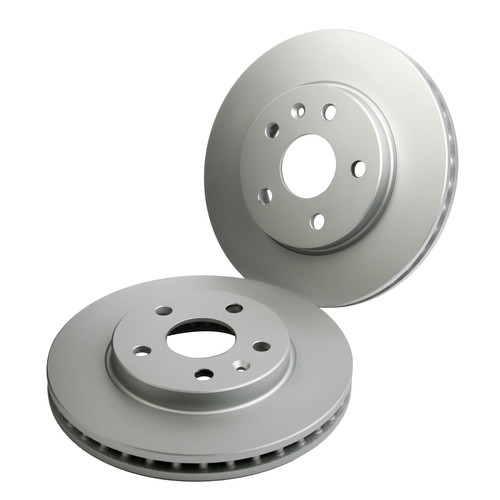 Front Vented Brake Discs Vauxhall Insignia 1.8 Hatchback 2008-13 140HP 296mm