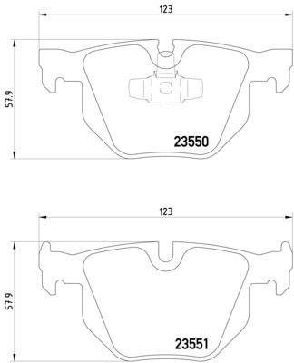 de Pad freins Pad Kit d'usure de freins Pad disque à 7d6xxAgqw