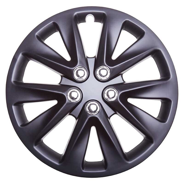 Image is loading Velocity-16-Inch-Wheel-Trim-Set-Matt-Black-