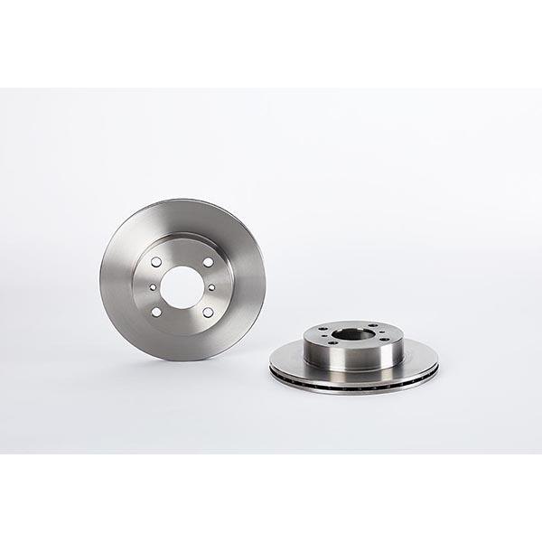 SUZUKI WAGON R+ 1.0-1.2 4ED 09.3095.20 Front Brake Discs 231mm Vented by Brembo