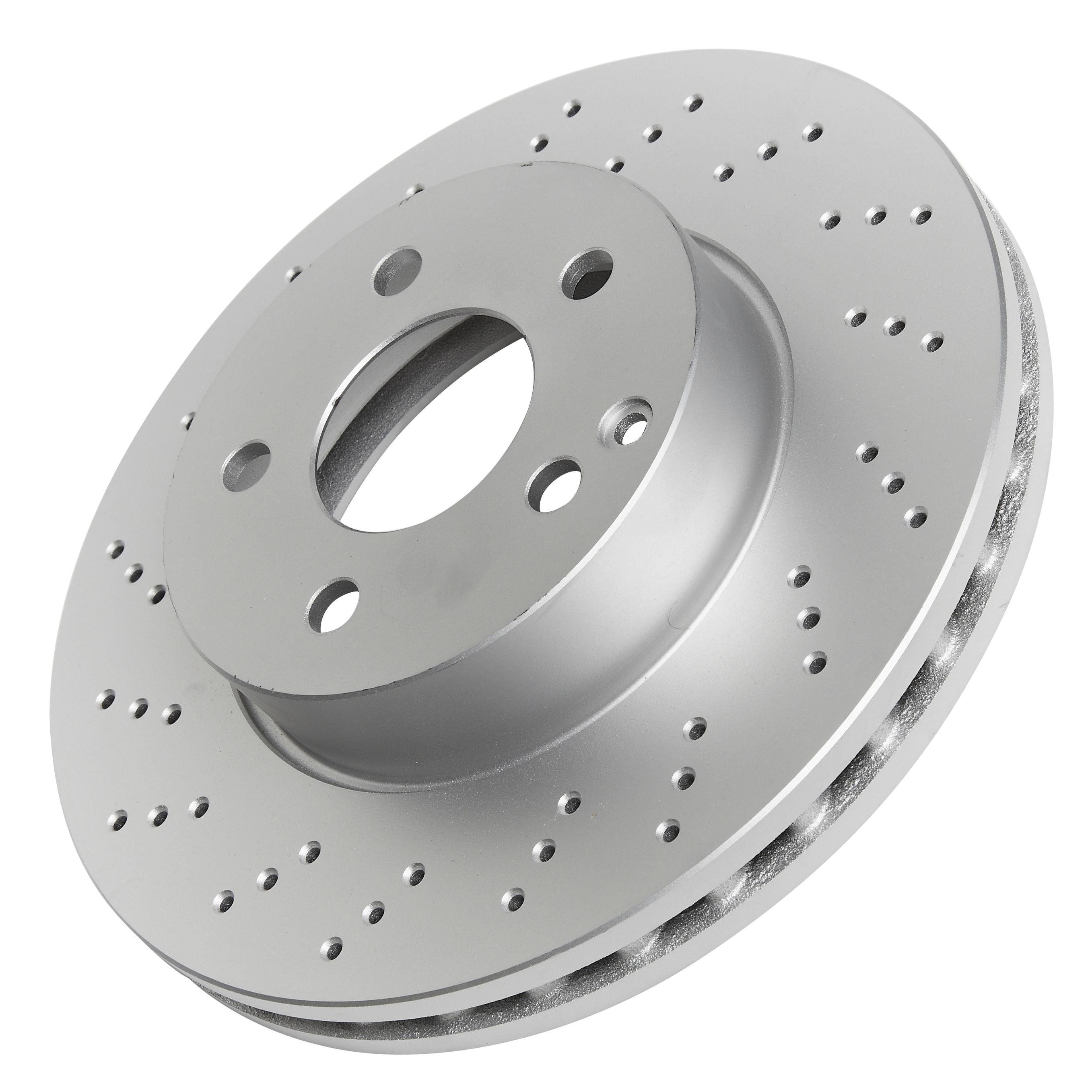 1 Of 7FREE Shipping Pagid Front Rear Brake Kit Brake Discs Brake Pads Set  For Mercedes Benz C