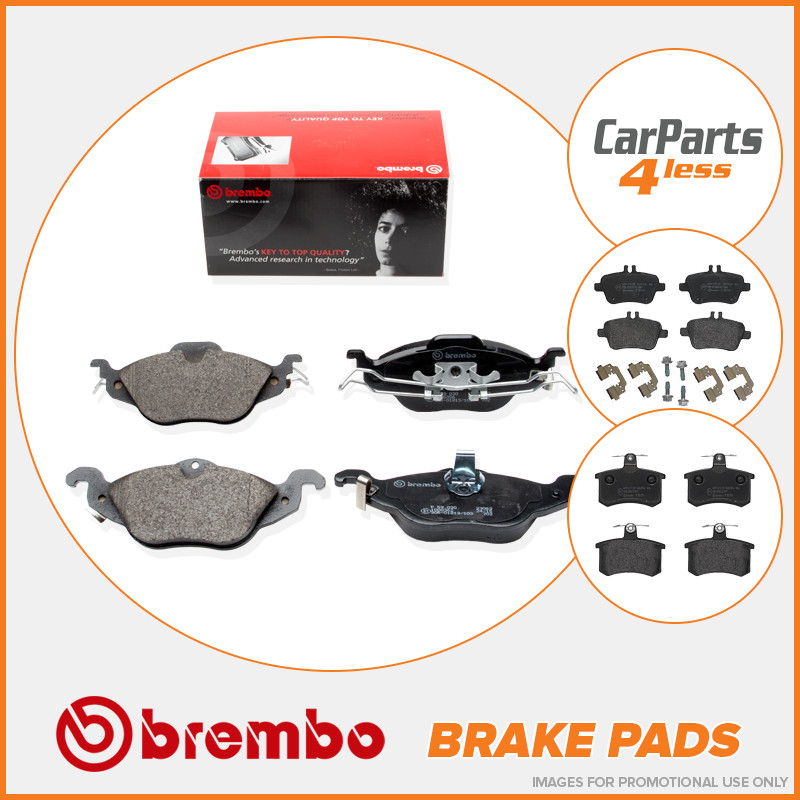 Brembo P50085 Pad Set Front Brake Pads Mercedes Benz Sprinter Vito
