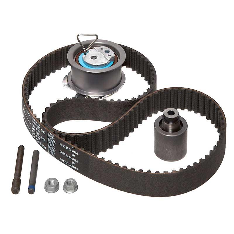 Contitech 927968 Engine Timing Cam Belt Kit Tensioner Idler Pulley Audi Seat VW