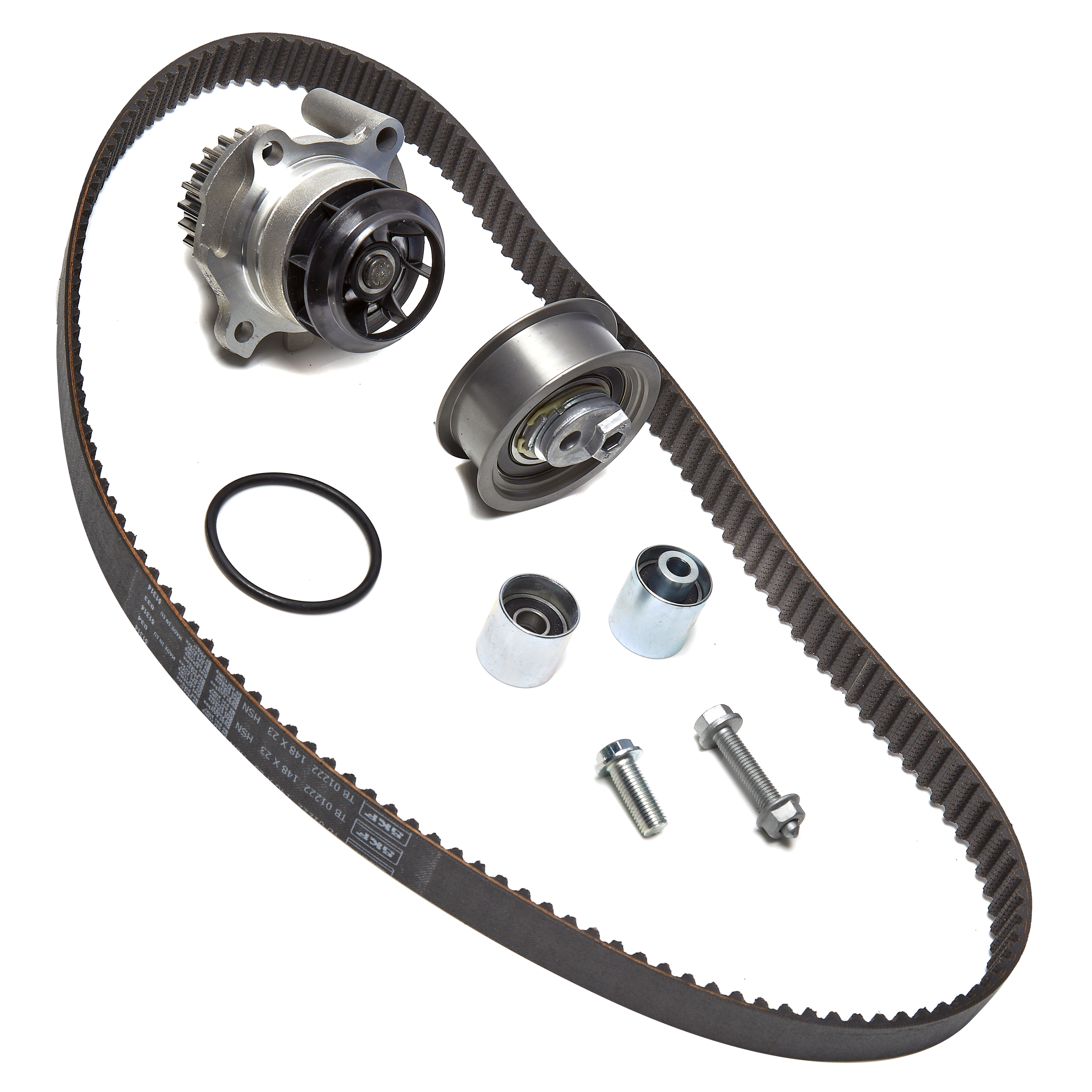 Skoda Octavia 2.0 RS - SKF Timing Belt Kit Water Pump Vehicle Replacement  Parts