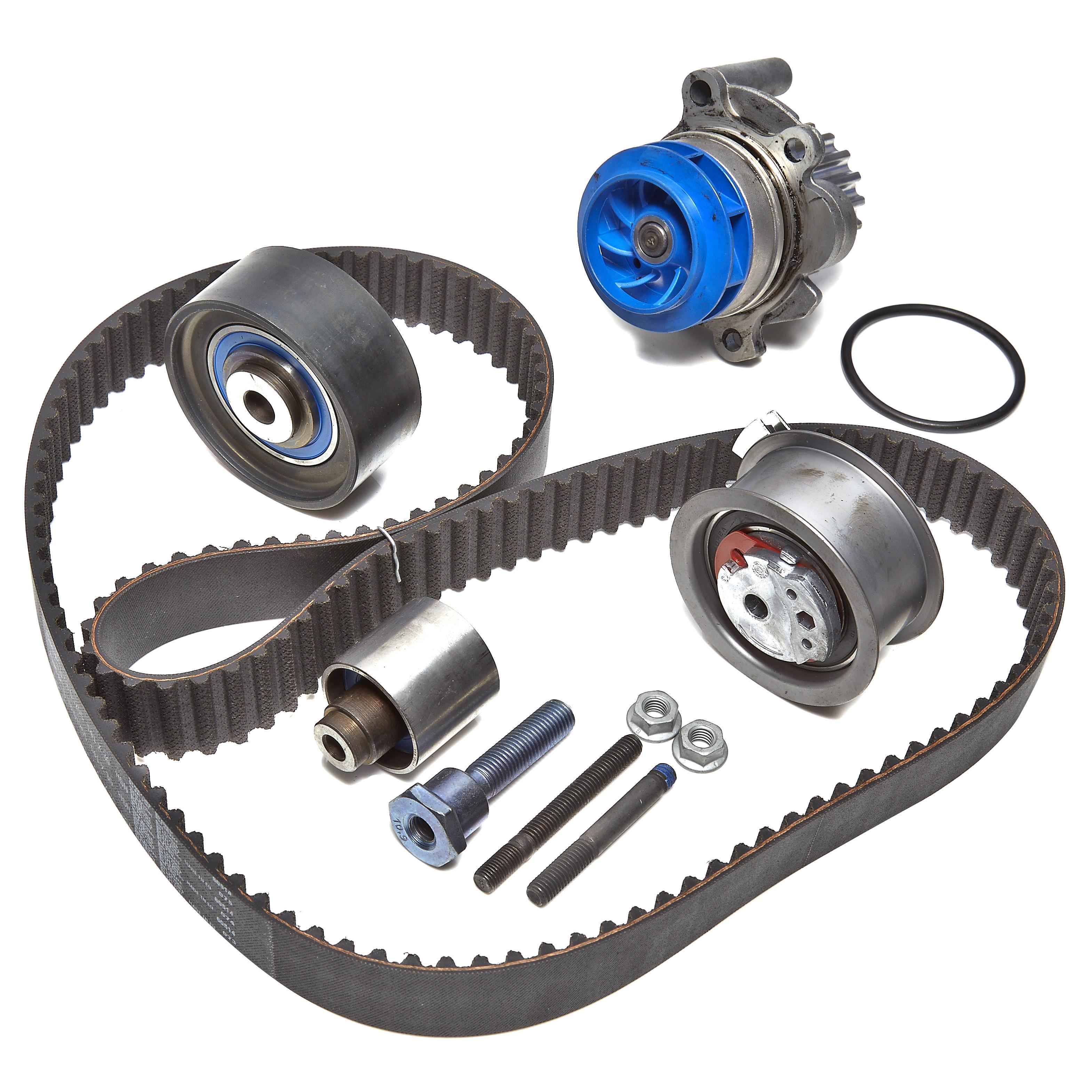Vw Touran Skoda Seat Audi Skf Timing Belt Kit Water Pump Engine Chain Item Specifics