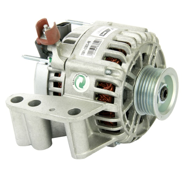 Car Engine Electrical Alternator 12V 105A Amps Replacement Part - Lucas LRA02926