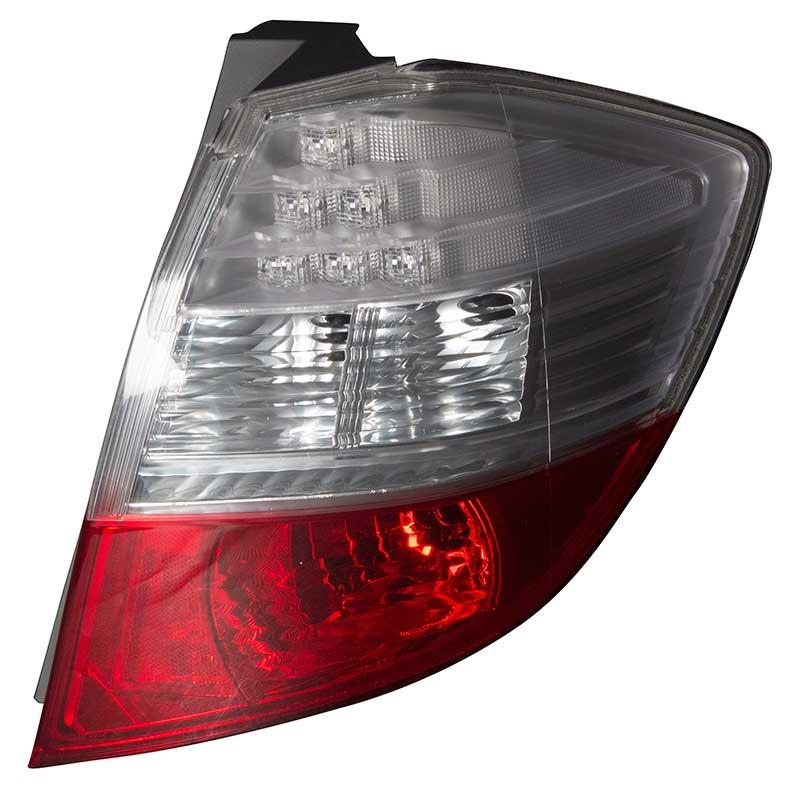 Honda Jazz-Platine 11-B551-A6-T1 droit côté conducteur OS Feu Arrière Lampe