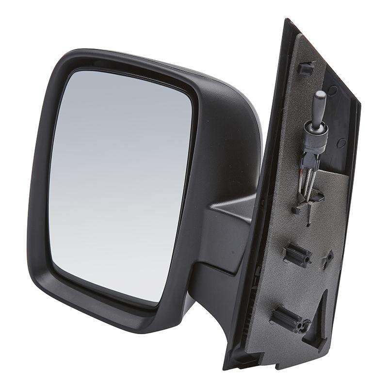 Peugeot Expert Mk.2 07-16 Left Hand N//S Primed Wing Mirror Cover