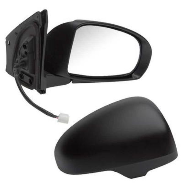 Electric Wing Door Mirror Paintable Left Side NS For Toyota iQ Hatchback 2009