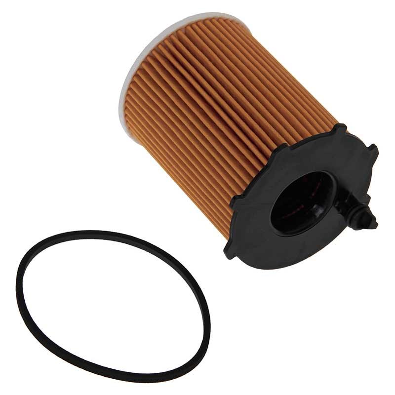 Mann Air Filter Element For Ford Fiesta V 1.6 TDCi