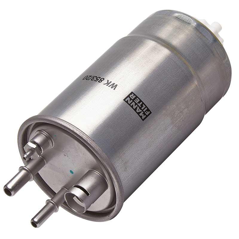 Fiat Qubo 1.3D Filtre à carburant 2008 sur FRAM 55702102 77363804 qualité de remplacement