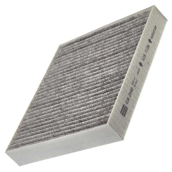 Mann Cabin Filter Element Activated Charcoal For Ford Mondeo 2.0 TDCi 2.2 TDCi