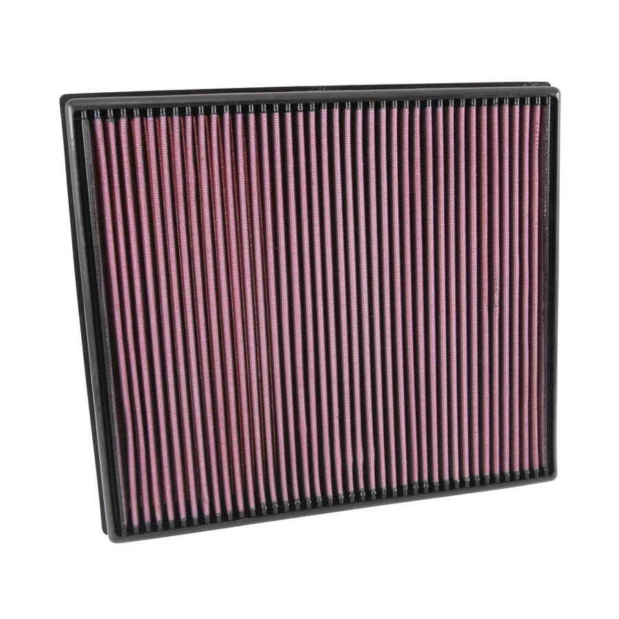K/&N 33-2431 Performance Replacement Drop-In Air Filter