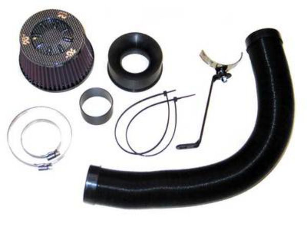 57-0668 K/&N Performance Induction Kit CAI High Flow Honda Civic K And N Part