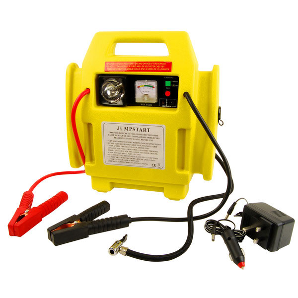 Car Jump Pack >> Details About Top Tech 3 In 1 12v Booster Pack With Air Compressor Car Lead Jump Starter