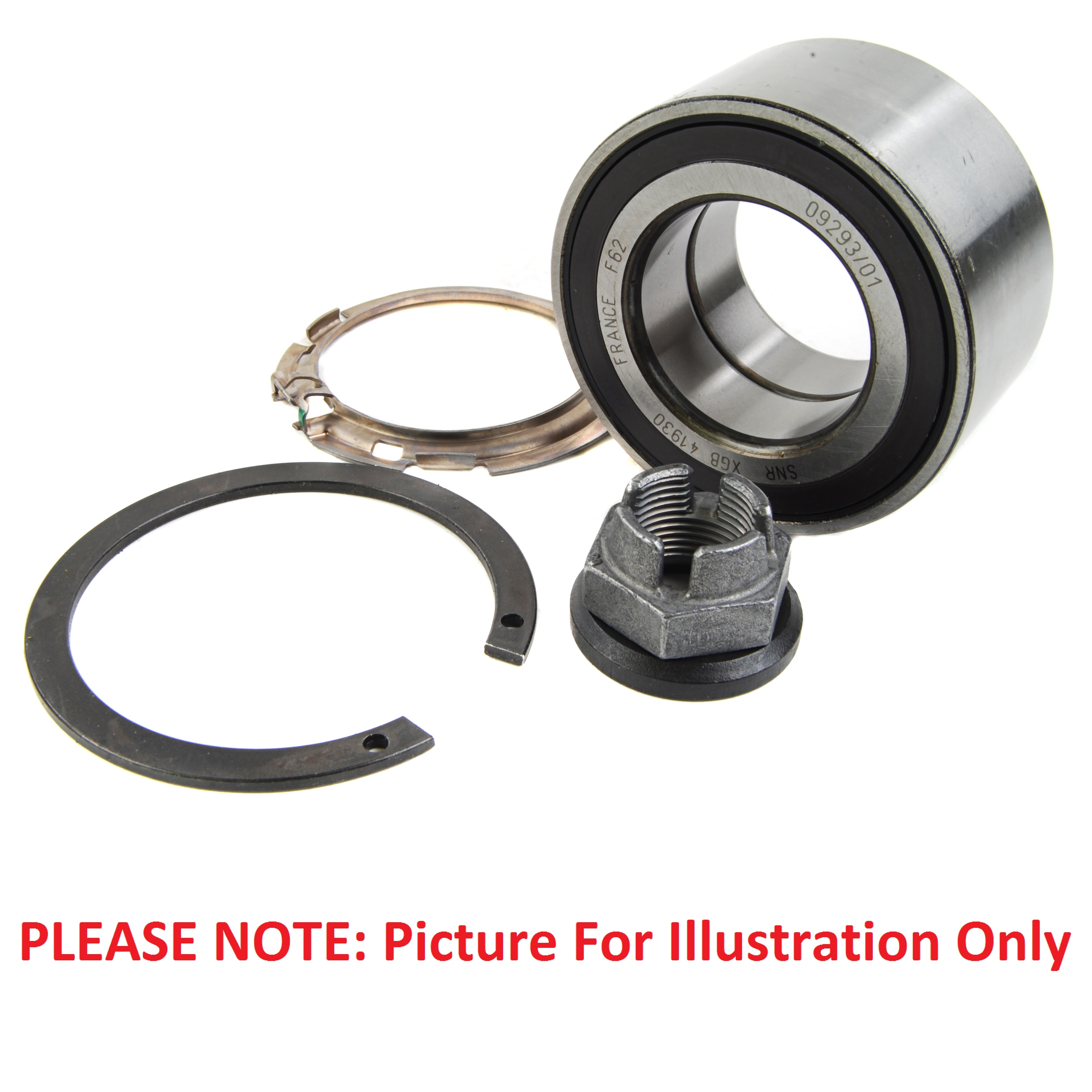 Details about Fits Subaru Impreza Forester Legacy Outback - Replacement  Front Wheel Bearing
