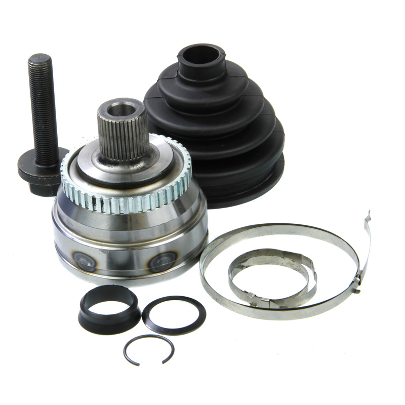 Q-Drive Front Inner Driveshaft CV Joint Boot Kit Cone VW Audi Coupe Cabriolet
