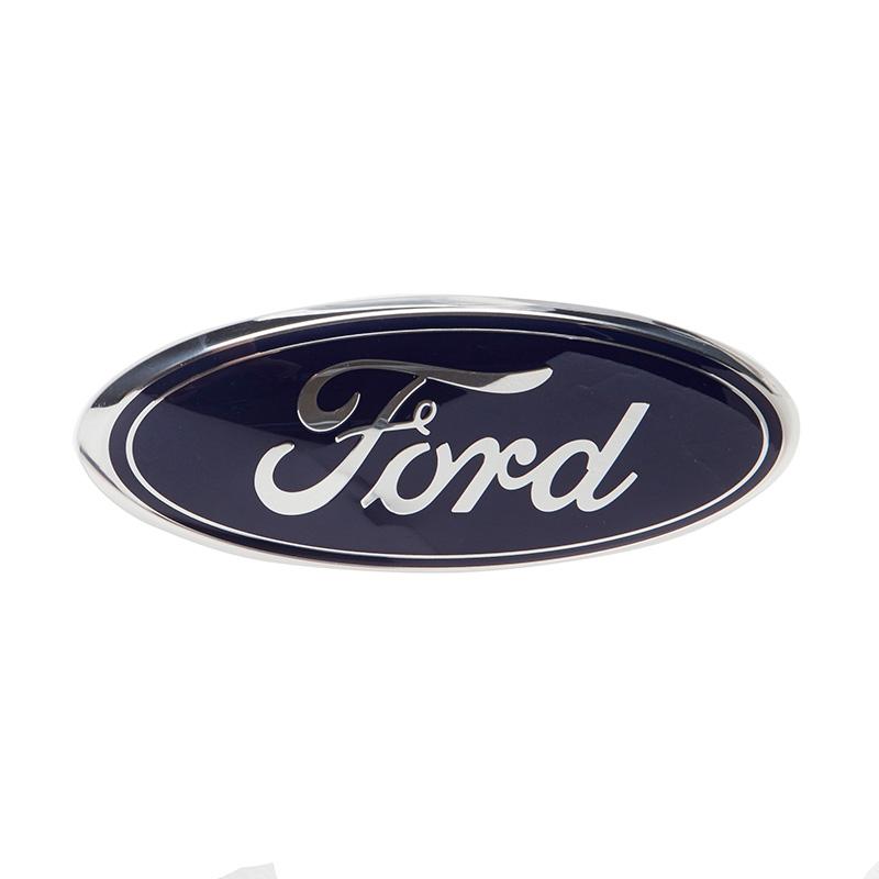 Front Grille Make Badge Blue Oval 9 Inch Ford Transit 06-14 VM Part 4562194