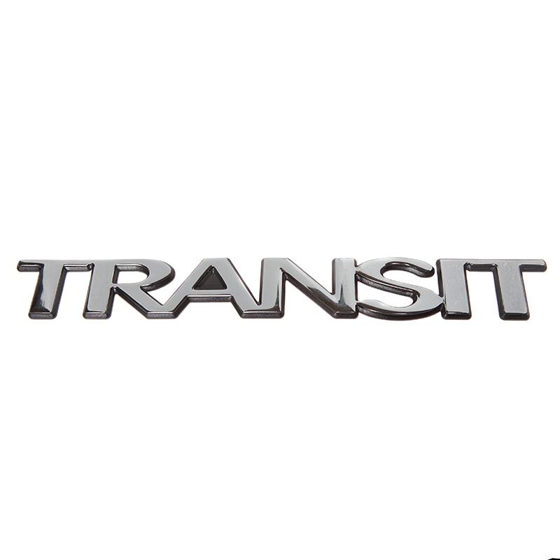 Details About Rear Model Badge Car Emblem Ford Transit 00 14 Connect 02 10 Vm Part 1666170