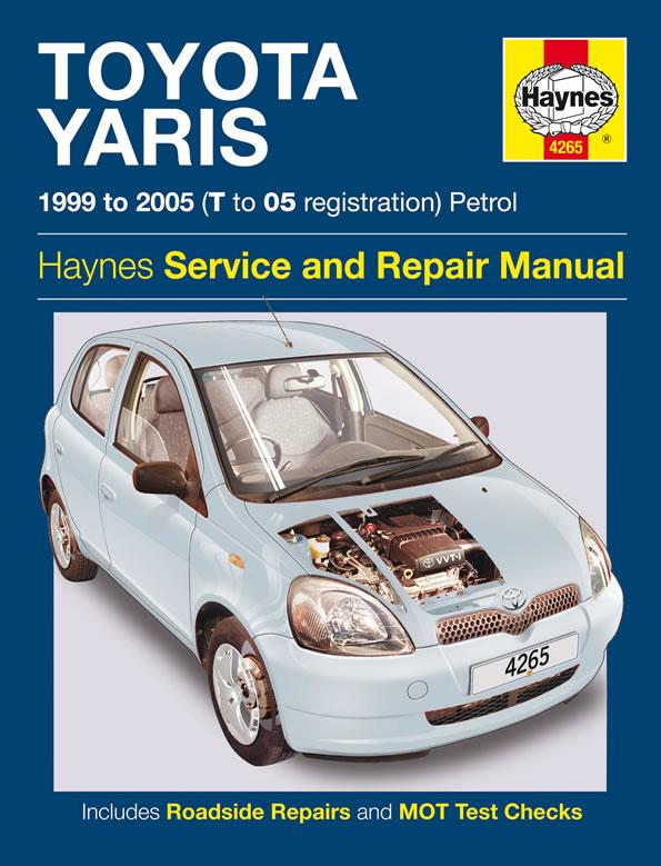 haynes workshop manual for toyota yaris petrol 99 05 8781944252657 rh ebay co uk toyota yaris workshop manual download toyota yaris workshop manual download