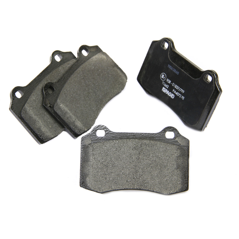 FOR FORD FOCUS 2.0 RS TURBO OE QUALITY FRONT BRAKE PADS PAD SET 2002-2005