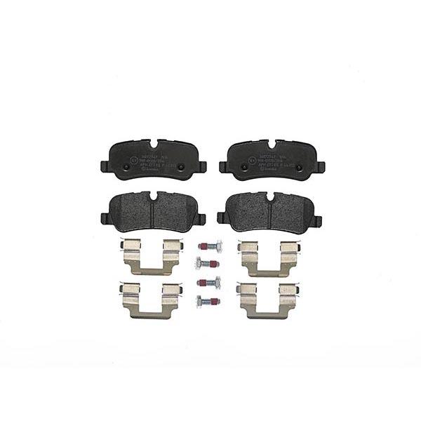 Land Rover Discovery MK4 5.0 V8 Genuine TRW Rear Brake Pads Set
