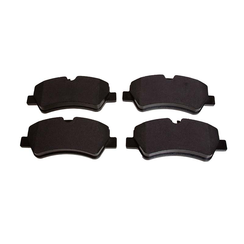 BRP0061 EEC Brake Pad fit for d Transit Front Axle