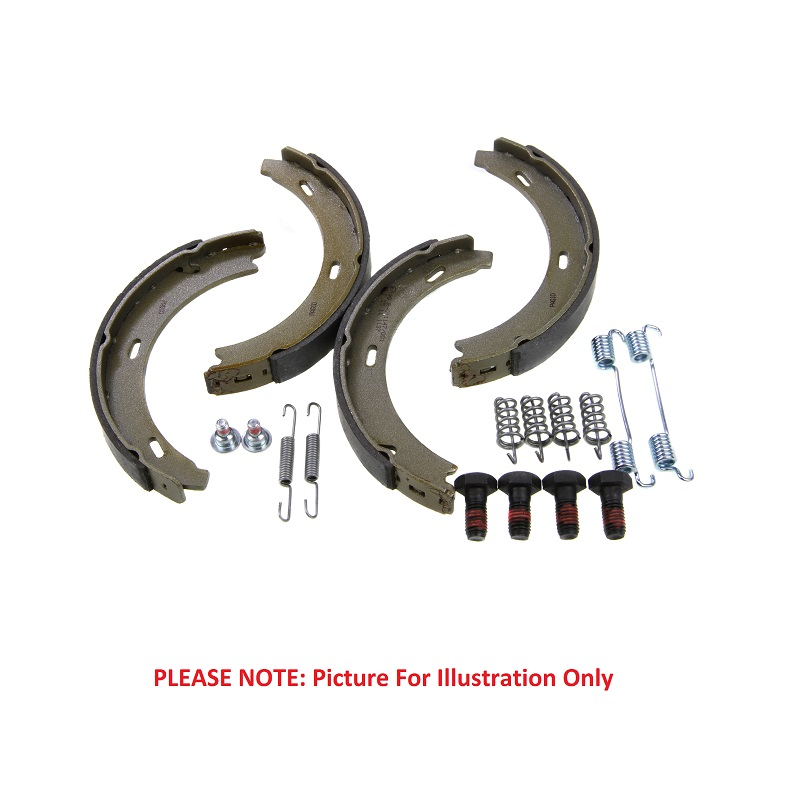 New Fits BMW 1 Series F21 120d Genuine Mintex Rear Handbrake Shoe Accessory Kit